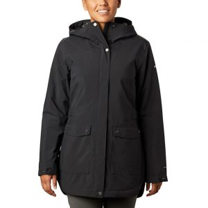 Columbia Women's Here And There Waterproof Jacket