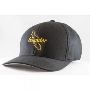 Islander Flexfit Logo Hat