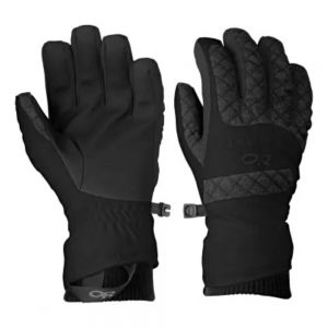 OR Women's Riot Waterproof Gloves