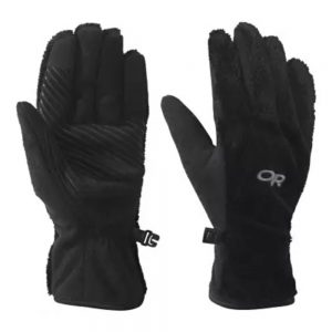 OR Women's Fuzzy Sensor Gloves