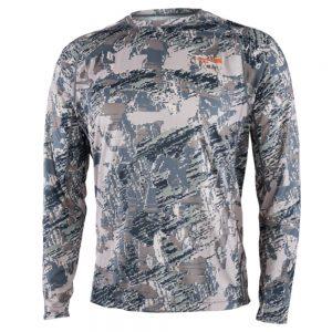 Sitka Men's Core Lightweight Crew Long Sleeve T-Shirt