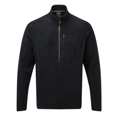 Sherpa Men's Rolpa Zip Tee Pullover