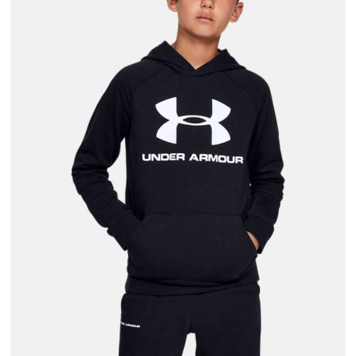 Under Armour Boys Rival Logo Hoodie