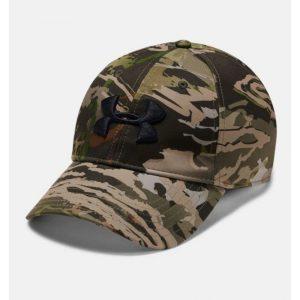 U.A M's Camo STR Upd Hat